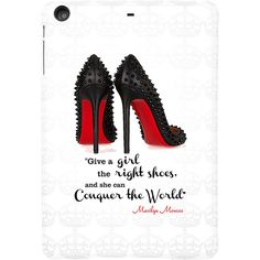 Capa para iPad Mini II Apple com Tela de Retina Right Shoes - Custom4U