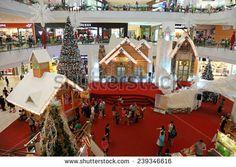 SELANGOR, MALAYSIA - DECEMBER 20: The beautiful Christmas decorations at IOI…