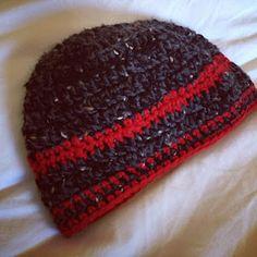 Crochet - A beanie for HJ
