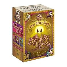 Ever After High: The Storybox of Legends Set
