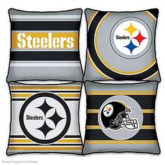 Collect a great selection of Pittsburgh Steelers collectibles and memorabilia at The Bradford Exchange. Shop now and show your love for your favorite sports team! Steelers Images, Pitsburgh Steelers, Here We Go Steelers, Pittsburgh Steelers Football, Steelers Stuff, Steelers Gifts, Football Team, Sports Man Cave, Steeler Nation