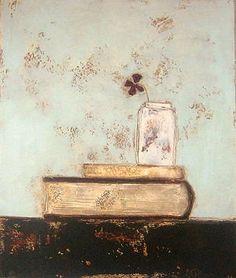Irish Artist Anji ALLEN - Little Flower