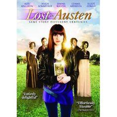 """Lost in Austen"" with Jemima Rooper and Elliot Cowan <3 <3 <3 Love it!!!"