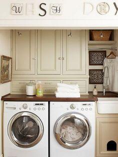 Blog - Décor chegou na lavanderia