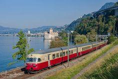 Swiss Railways, Ac Cobra, Train, Strollers