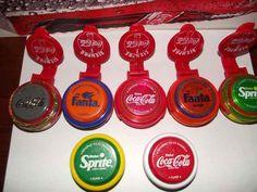 Iôiô da Coca-Cola | 60 brinquedos dos anos 80 e 90 que farão você querer inventar uma máquina do tempo