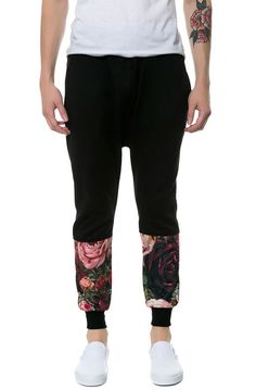 Roses Joggers by Sky Culture