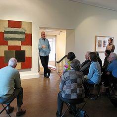 Art Criticism Evening  with artist Robert Priseman-   Events at Abbot Hall Art Gallery