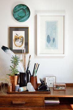 #interior #inspiration #decoration #kaktus #kakteenfamilie #urbanjungle #design #home #pflanzen #sukkulente #feder #homeoffice #office #accessoires