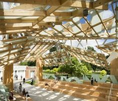 Serpentine Gallery Pavilion 2008 by Frank Gehry