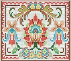 Yeni yaoilacak Cross Stitch Borders, Cross Stitch Rose, Cross Stitch Flowers, Cross Stitch Charts, Cross Stitch Designs, Cross Stitch Embroidery, Cross Stitch Patterns, Crochet Dollies, Chart Design