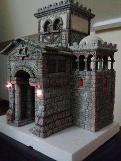Foro de Belenismo - Arquitectura y paisaje -> segundo castillo de herodes