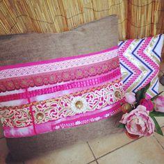 coussins en vente sur www.princessewally.com
