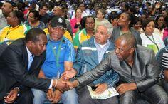 CEO of SALGA KZN Mr Sandile Ben Cele