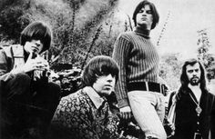 The Seeds, c 1966.
