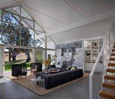 11 lindos ambientes com quadros grandes - limaonagua