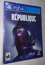 Republique - [Sony PlayStation 4, 2016] - Brand New & Sealed !!