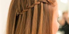 Follow This Step By Step Tutorial To Get The Perfect waterfall braid!