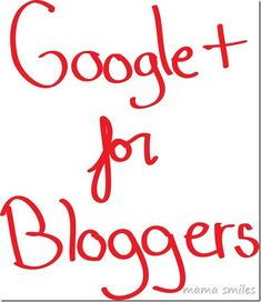 How to use Google+ for bloggers