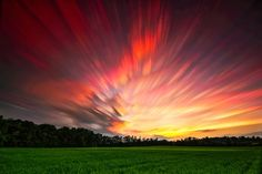 Matt Molloy stacks hundreds, if not thousands, of photos taken from his timelapse videos into one stunning image.