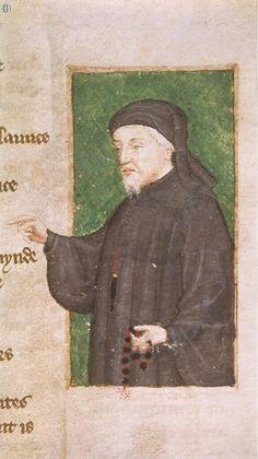 Geoffrey Chaucer Facts
