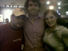 Con Sra. Jalisco 2012 Sara Silva y Mario Ponce de Banda Fresa 19/julio/12!!! Buena vibra!!!