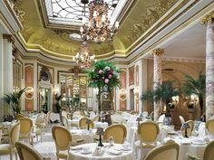 ザ・リッツ・ロンドン The Ritz Londonのカフェ