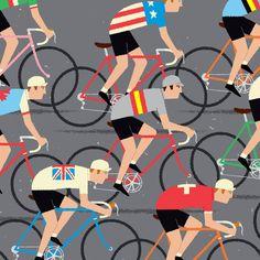 Popular items for bike art on Etsy