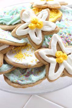 Brown Sugar Cookies