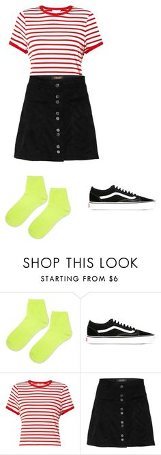 """""""Outfit idea"""" by hah-na on Polyvore featuring Topshop, Vans, Miss Selfridge, men's fashion and menswear"""