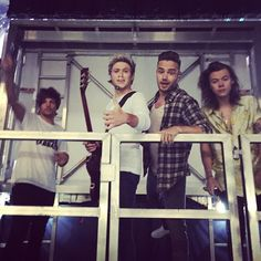 One Direction posted this on Instagram today after their performance in Cardiff today (6/5/15)