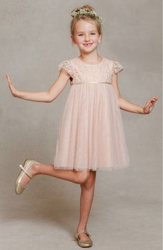 Jenny Yoo flowergirl dress April