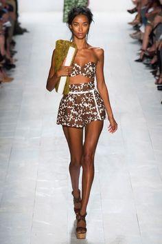 Anais Mali -  Michael Kors NYFW spring 2014 ready to wear