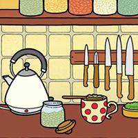 Zdravá kuchyň   průvodce pro nákupy do vaší kuchyně
