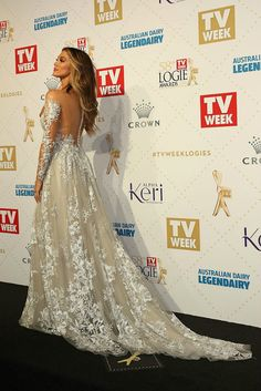 Delta Goodrem | 2016 LOGIE AWARDS
