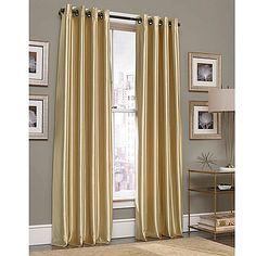 Bronze/gold Curtains