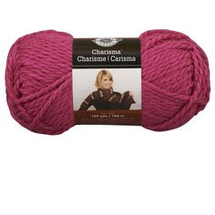 lot of 2 Dream Loops/&Threads Charisma Sorbet yarn 109 yds each