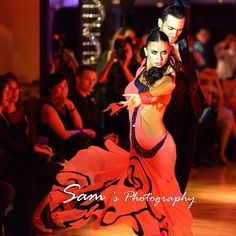 Stefano Di Filippo and Dasha Chesnokova - 2015 #Dance #BallroomDance #LatinDance #PasoDoble www.facebook.com/samleung.photography