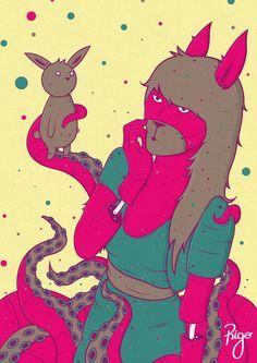 I'm a bunny Submitted by Rigo Ortiz