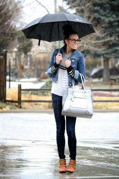 Fashion Estate - Robyn Stewart: Singing In The Rain