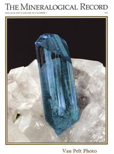 Euclase... such a rare and gorgeous color