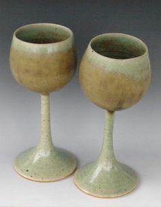 wine glasses   www.clayaction.com   Handcrafted Contemporary Ceramics   Fuctional & Decorative Art   Stoneware & Porcelain   Sculpture   Design   Online Art Gallery
