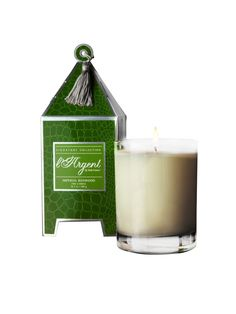 Imperial Boxwood Pagoda Candle  Candle #Fragrance #WalletHome #HomeAccessories