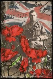 Image result for lest we forget they shall not grow old