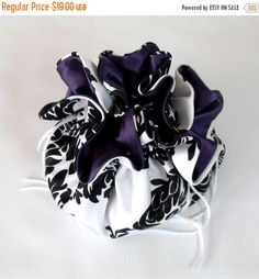 Black and by EdieCastle Wedding Bags, White Damask, Bow Sneakers, Satin, Purses, Bridal, Trending Outfits, Unique Jewelry, Handmade Gifts