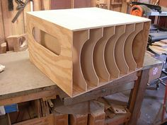 Glass storage box. - by Jim Jakosh @ LumberJocks.com ~ woodworking community