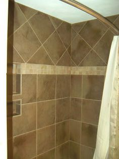 tiled bathtub surround - Google Search