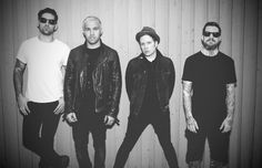 """""""Rock 'n' roll is this progressive idea [with] room to be dangerous""""—Pete Wentz on new Fall Out Boy - Alternative Press"""