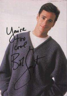 Bob Saget:  | 48 Pictures That Perfectly Capture The '90s