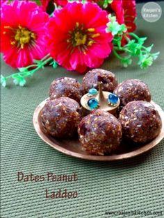 #Dates #Peanut #laddu Recipe by Ranjani Raj on Plattershare